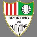 Escudo Sporting de Lutxana